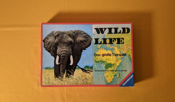 Wild Life (1976), Ravensburger