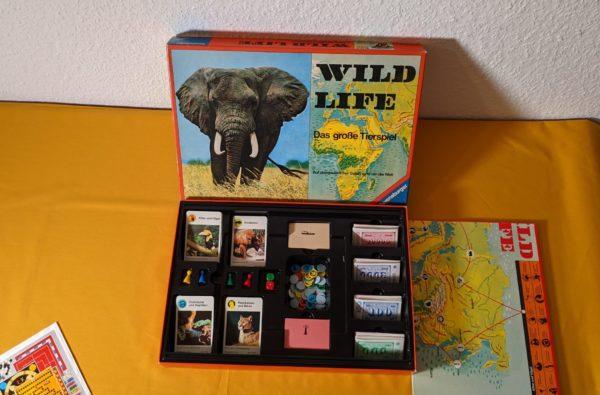 Wild Life (1976), Rarität